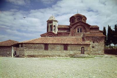 The Church of Sveti Kliment, Built in 1295