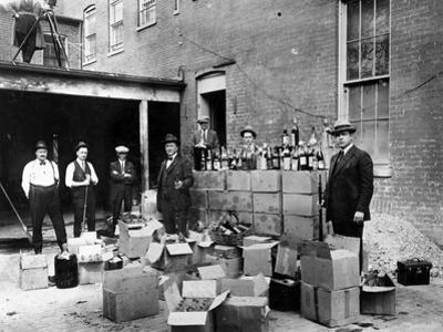 Prohibition, 1922