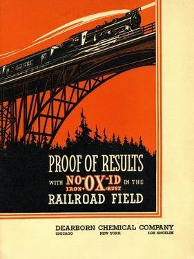Proof of Results with NO-OX-ID in the Railroad Field