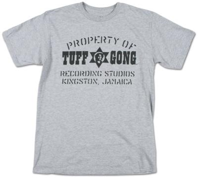 Property of Tuff Gong