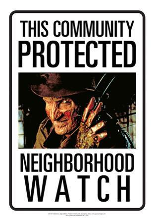 Protected By Freddy