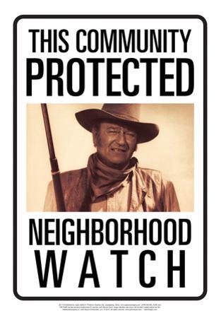 Protected By John Wayne