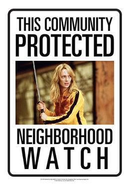 Protected By Kill Bill