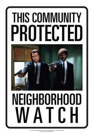 Protected By Pulp Fiction