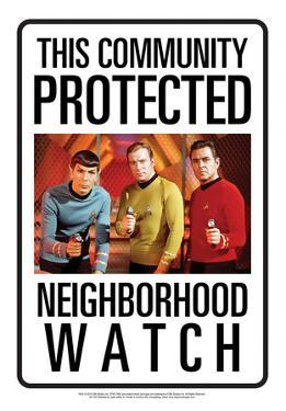 Protected By Star Trek