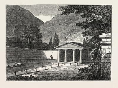 Protestant Cemetery at Caraccas. Santiago De Leon De Caracas, Venezuela