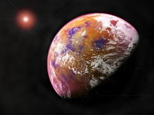 Proxima Centauri B Exoplanet