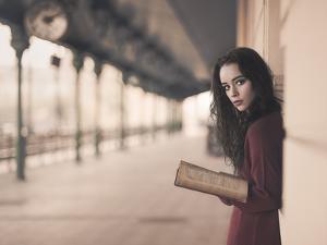 The Old Book by Przemyslaw Chola