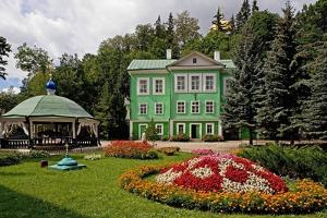 Pskov-Caves Monastery or Pskovo-Pechersky Dormition Monastery (Founded in 1473)