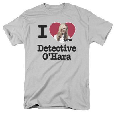Psych- I Heart O'Hara