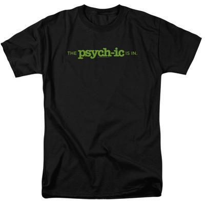 Psych- The Psychic Is In