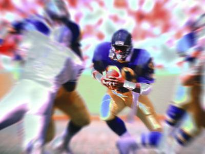 Psychedelic Football