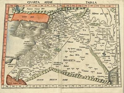 Israel and Arabia