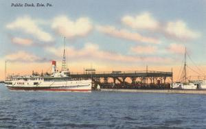 Public Dock, Erie, Pittsburgh, Pennsylvania