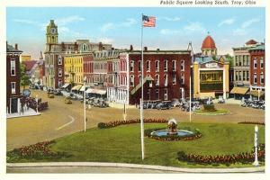 Public Square, Troy