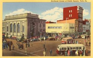 Public Square, York, Pennsylvania