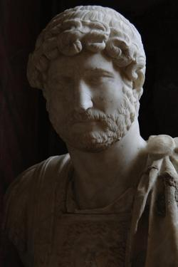Publio Aelio Hadrian (76-138). Roman Emperor (117-138)