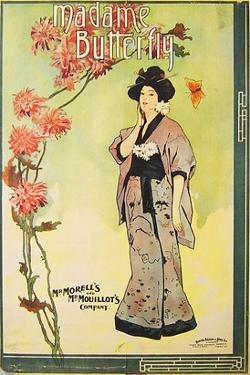 Puccini Opera Madame Butterfly