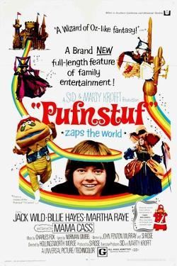 Pufnstuf, 1970, Directed by Hollingsworth Morse