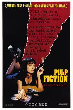 Pulp Fiction [1994], directed by QUENTIN TARANTINO.