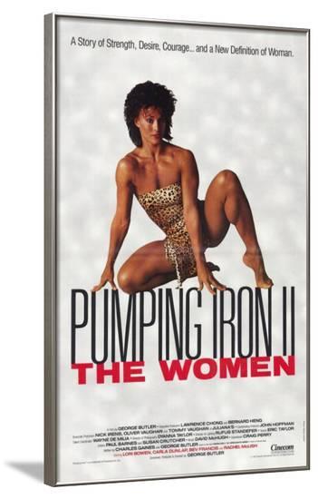 Pumping Iron ll: The Women--Framed Poster