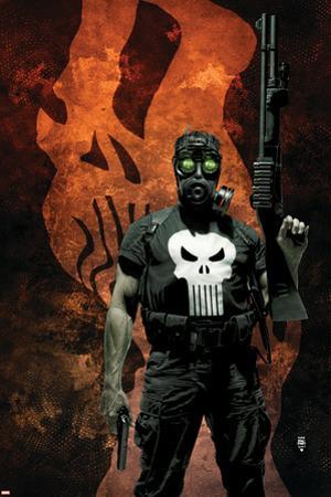 Punisher No.57 Cover: Punisher