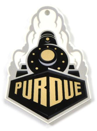 Purdue Boilermakers Train Steel Magnet