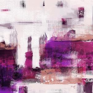 Purple Abstract II
