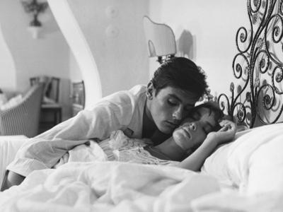 Purple Noon, Alain Delon, Marie Laforet, 1960 (Plein Soleil)