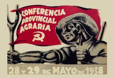 Agrarian Conference by Puyol