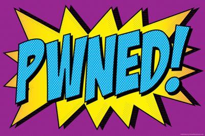 Pwned! Comic Pop-Art