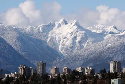 North Vancouver by PY