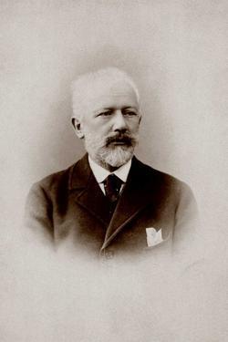 Pyotr Ilyich Tchaikovsky (1840-1893), 1892