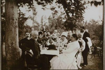 Pyotr Ilyich Tchaikovsky (1840-1893) in Tiflis, 1889