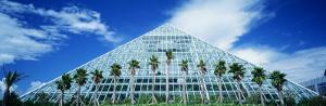 Pyramid, Moody Gardens, Galveston, Texas, USA