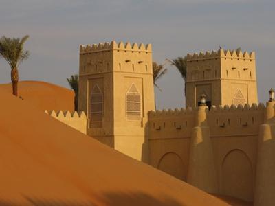 Qasr Al Sarab Desert Resort By Anantara, Abu Dhabi, United Arab Emirates, Middle East