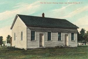 Quaker Meeting House, North Collins