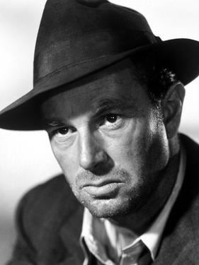 Quand la ville dort THE ASPHALT JUNGLE by John Huston with Sterling Hayden, 1950 (b/w photo)