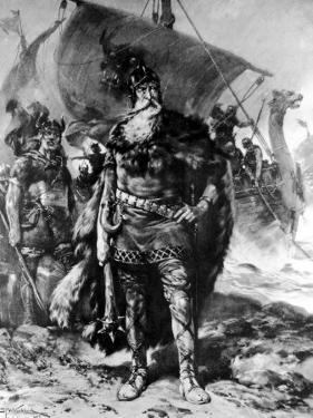 Quasi Historical Rurik the Oarsman, a Varangian Prince, aka a Viking, and Reputed Founder of Russia