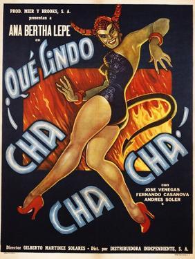 Que Lindo Cha Cha Cha! Movie Poster