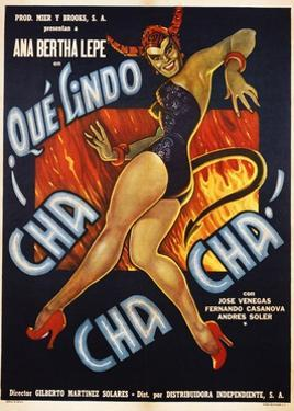 Que Lindo Cha Cha Cha! Movie Poster