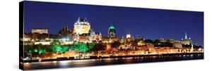Quebec City Skyline at Dusk