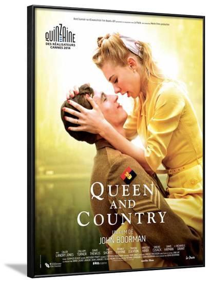 Queen And Country--Framed Poster