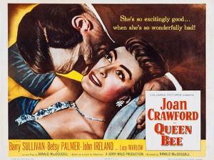 Queen Bee, Joan Crawford, Barry Sullivan, 1955