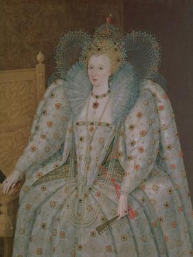 Queen Elizabeth I of England and Ireland (1533-1603)