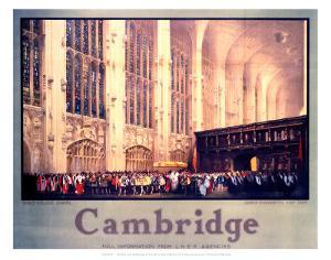 Queen Elizabeth's Visit to King's College