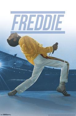 Queen - Freddie Live