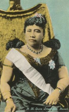 Queen Liliukalani, Hawaii