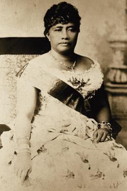 Queen Liliuokalani, Hawaii (1838-1917)