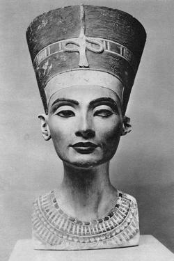 Queen Nefertiti (1410 Bc-1330 B), C1370 BC